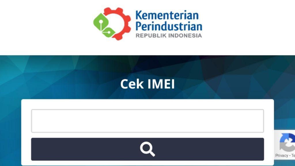 Cara mengecek HP ilegal (black market) atau tidak melalui nomor IMEI.