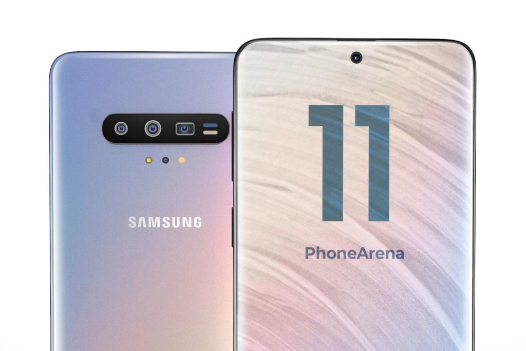 Bocoran desain Samsung Galaxy S11