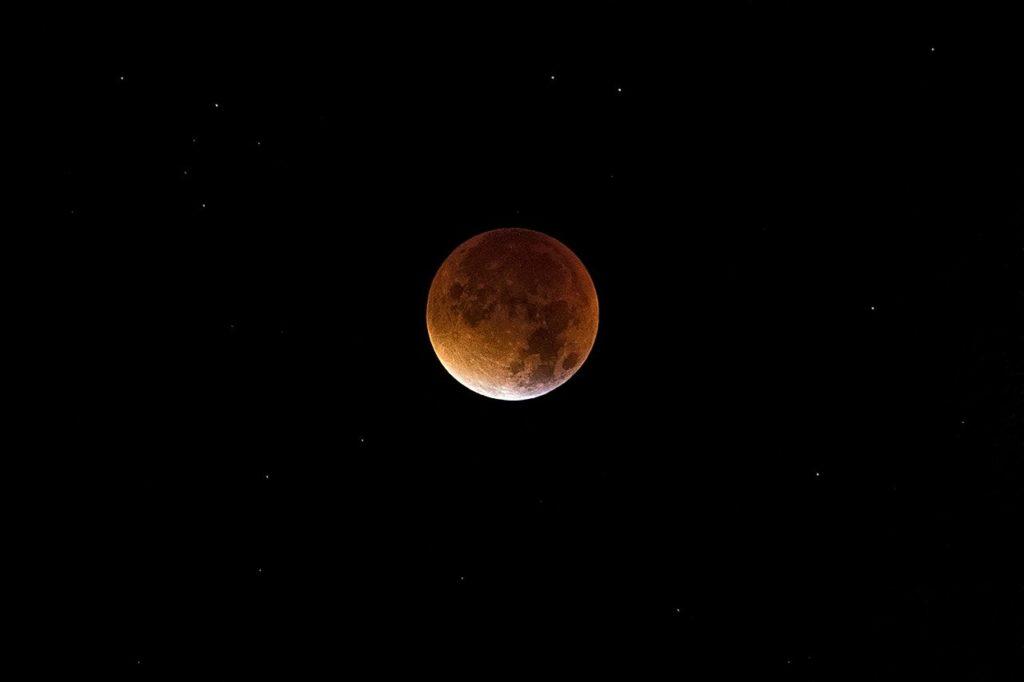 Memotret Gerhana Bulan