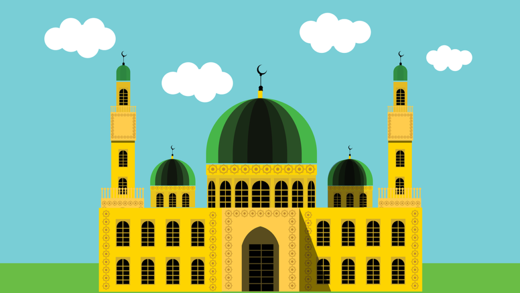 Cari Gambar Ucapan Idul Adha Format GIF di Aplikasi Giphy