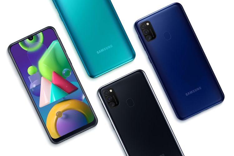 6 HP Baterai 6.000 mAh, Samsung M21 hingga ROG Phone 3
