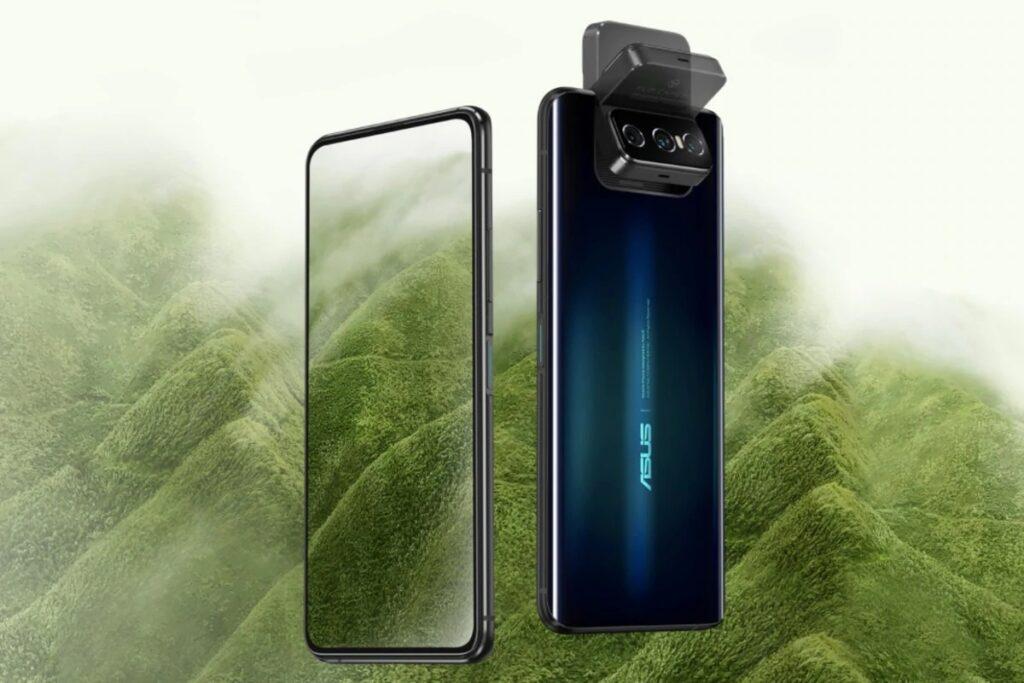 Asus Zenfone 7, HP dengan Kamera Flip, Cek Spek dan Harganya