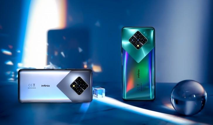 Spesifikasi dan Harga Infinix Zero 8, HP dengan Desain Beda