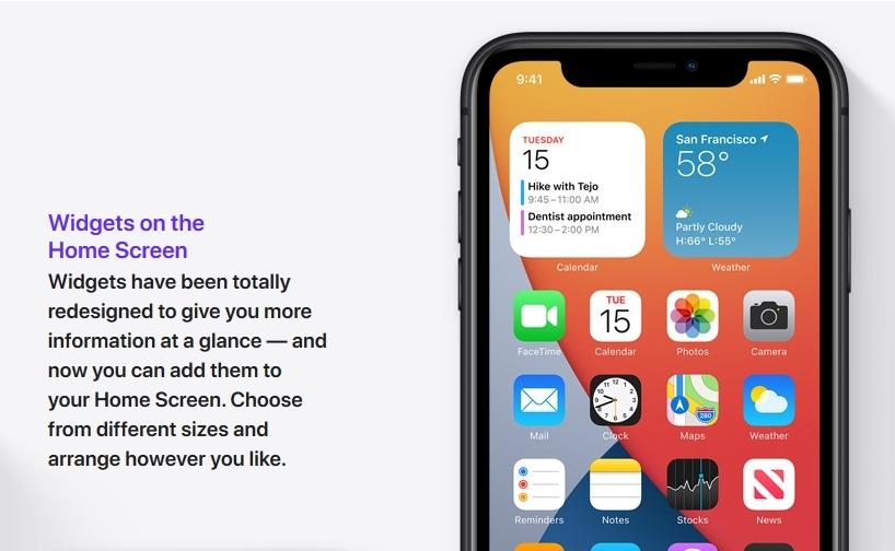 iOS 14: