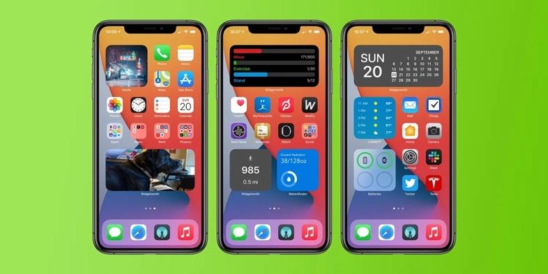 Mempercantik iOS 14 Home Screen Pakai Widgetsmith