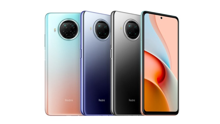 Redmi Note 9 5G Series
