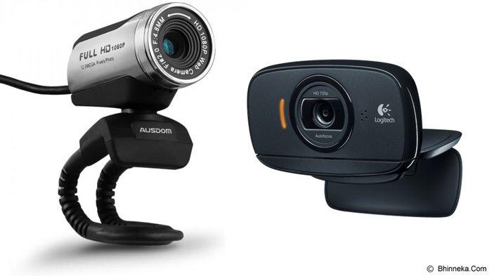8 Rekomendasi USB Webcam Murah di Bawah Rp 1 Juta