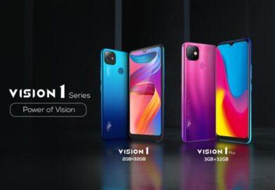 itel Resmi Masuk Pasar Indonesia, Luncurkan Smartphone Vision1 Series