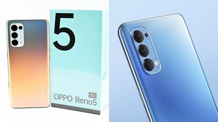Spesifikasi Oppo Reno5 5G, Bisa Terkoneksi ke Jaringan 5G