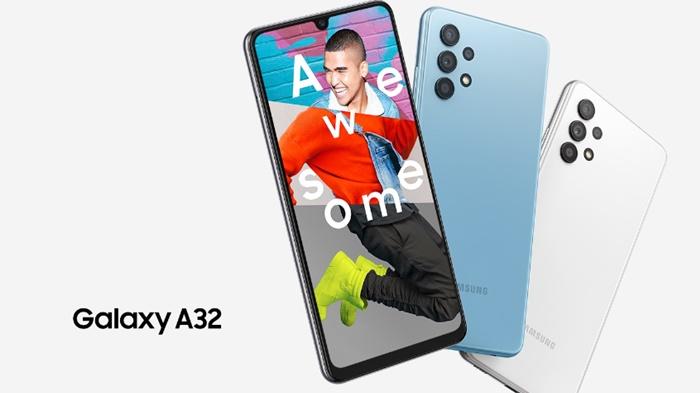 Samsung Galaxy A32 dan Galaxy A31