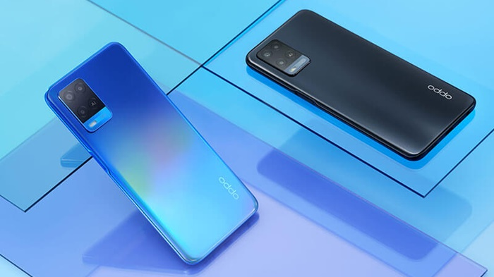Oppo A54 vs Samsung A12