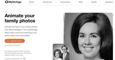 """Cara Menggunakan MyHeritage Bikin Foto Jadul Jadi """"Hidup"""""""