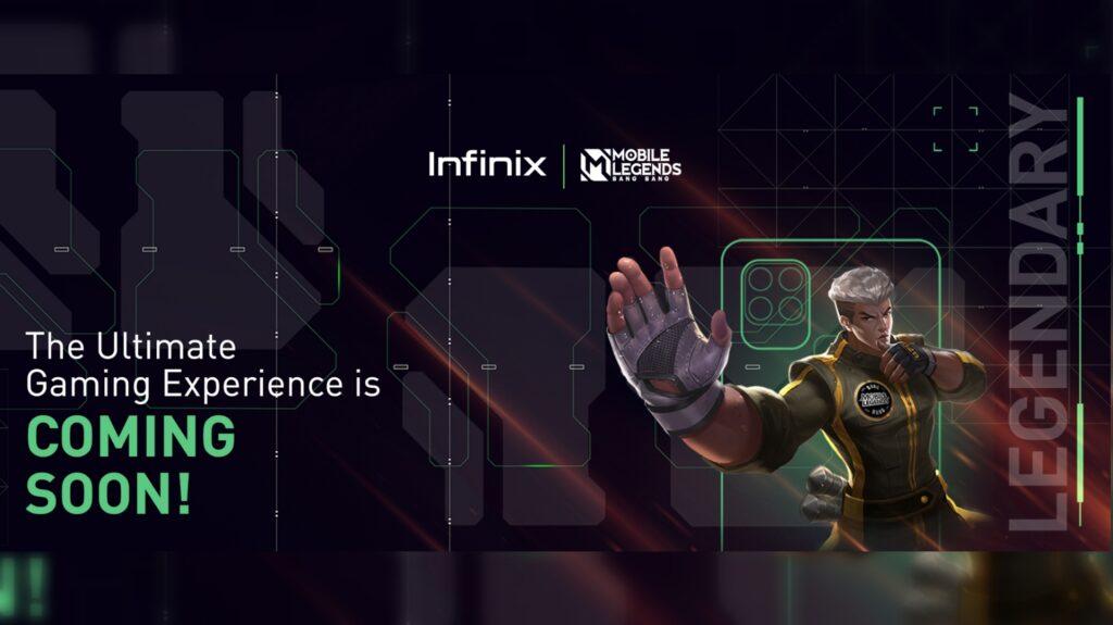 HP gaming Infinix