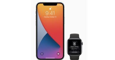 Cara Buka iPhone Saat Pakai Masker, Gunakan Apple Watch